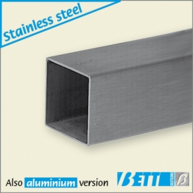 25x25 square tube stainless steel
