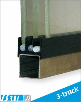 Profile for sliding doors