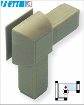 2-way With 90° frame external