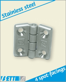 For outside fastening