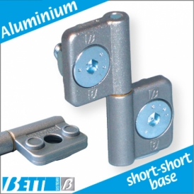 For outside fastening, low-cost
