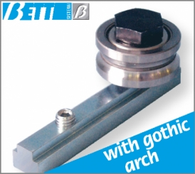 AG concentric roller kit for Robomec groove