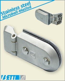 Weldable with plate locking