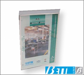 Document holder A4 vertical format