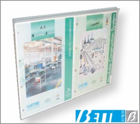 Document holder A3 horizontal format