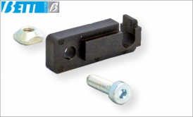 Roller support block Ø8 pin