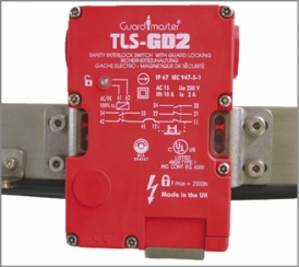 Switch with interlock TLS-GD2