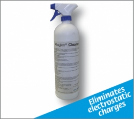 ANTISTATIC product for cleaning buffers