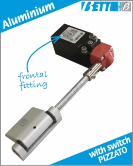 U-shaped  with safety switch for internal fastening
