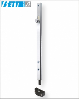 Vertical chain for door locking