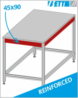 STANDARD REINFORCED workbench