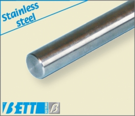 Connection rod in stainless steel