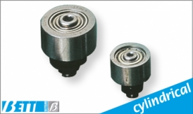 Cylindrical rollers for Ø10 guide